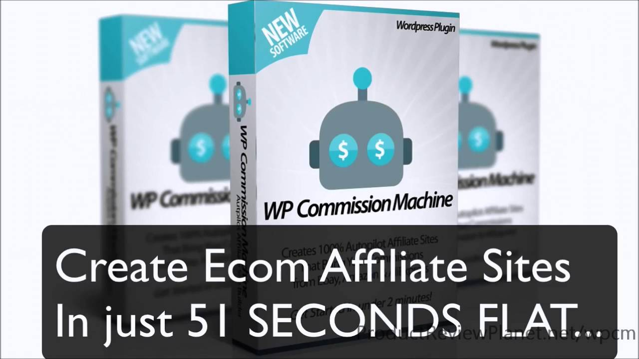 WP Commission Machine Review 2021