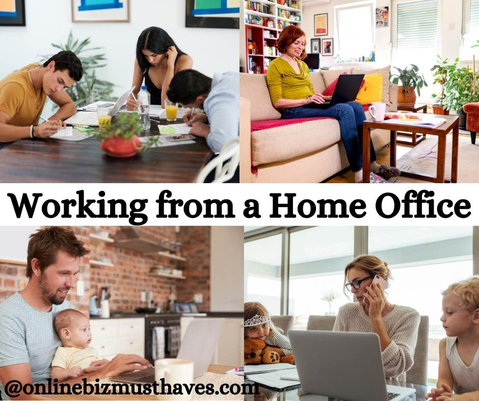 Working from a Home Office