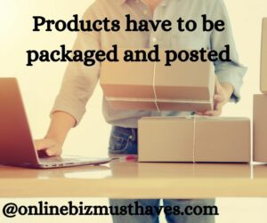 Packaging How to Start an Online Business 2021