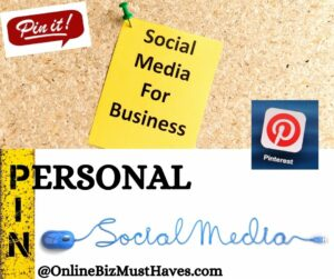 Business or personal account