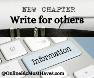 write for others