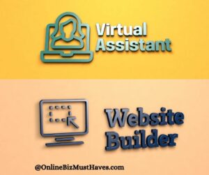 virtual assistant and web builder