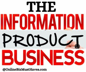 The Information Product Business